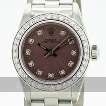 Rolex 67180 Acero 1996 Oyster Perpetual 26 24mm usados