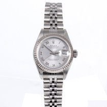 Rolex ladies 69174 Datejust - Silver Roman Numeral Dial
