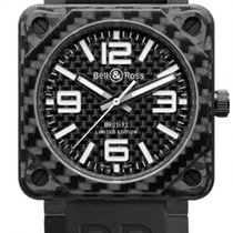 Bell & Ross BR 01-94 Chronographe BR01-94-BD-Carbonfibre new