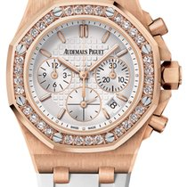 Audemars Piguet Royal Oak Offshore Lady 18K Rose Gold Automati...