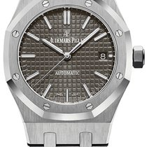 Audemars Piguet Royal Oak Selfwinding Сталь 37mm Cерый