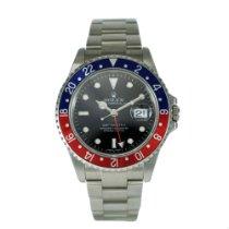 ロレックス (Rolex) GMT-Master II 16710BLRO Pepsi M