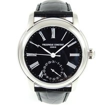 Frederique Constant Staal 42mm Automatisch Manufacture
