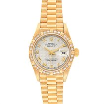 Rolex Lady-Datejust 69258 1995 pre-owned