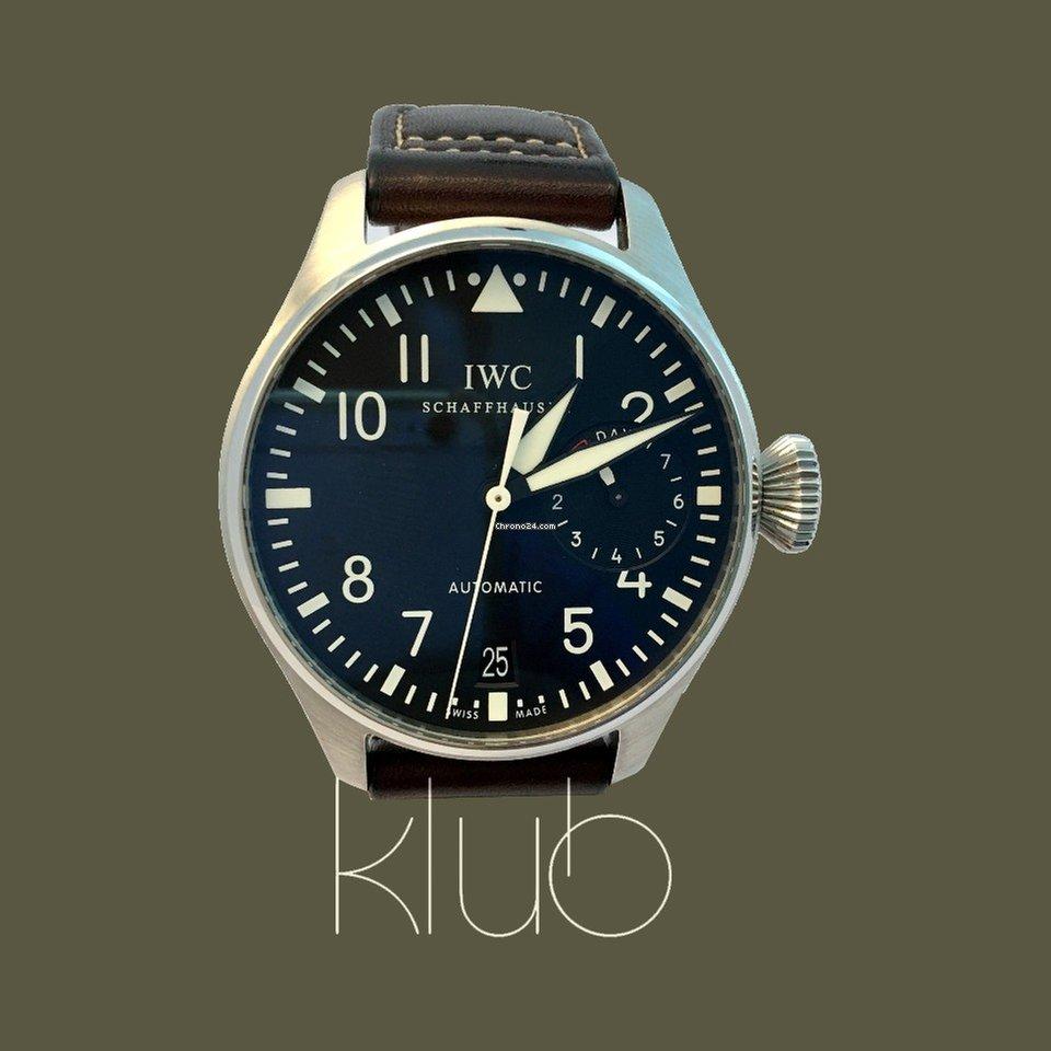 fde4ce181 IWC Big Pilot - Todos os preços de relógios IWC Big Pilot na Chrono24