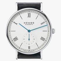 NOMOS Ludwig Automatik Steel 40mm White Roman numerals