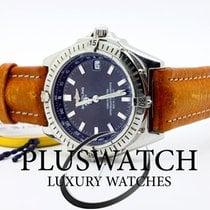 Breitling Windrider neu Automatik Uhr mit Original-Papieren A10350