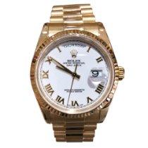 Rolex Oyster Presidential 18KT Gold Case & Bracelet 118238
