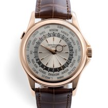 Patek Philippe 5130R-001 Rose Gold World Time - Complete With...