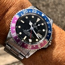Rolex 1675 GMT-Master MK1 Fuchsia Insert - 1972