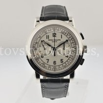 Patek Philippe Chronograph pre-owned Leather