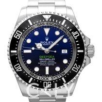 勞力士 Sea-Dweller Deepsea 新的 鋼