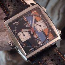 TAG Heuer Monaco Calibre 11 Gulf Special Edition BNIB