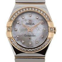 Omega Constellation Quartz 123.25.27.60.55.005 2020 nouveau