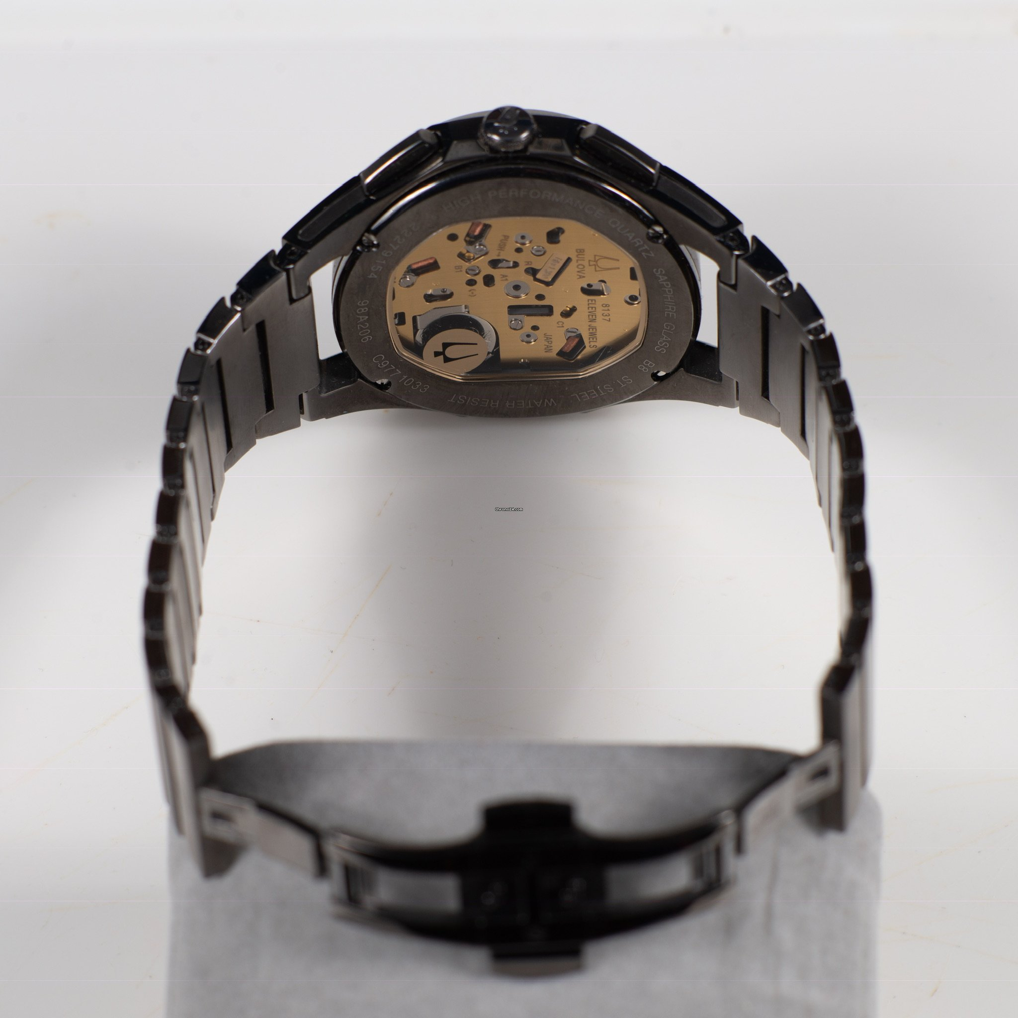 e9b6e8df6 Bulova 98A206 for Listing no longer available for sale from a Private  Seller on Chrono24