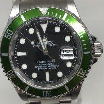 Rolex Submariner Date Acier 40mm Noir Sans chiffres Belgique, rhone alpes