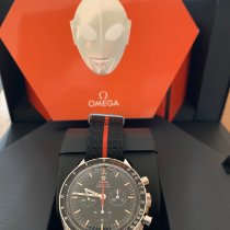 Omega 311.12.42.30.01.001 Steel 2018 Speedmaster Professional Moonwatch 42mm new