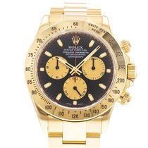 Rolex 116528 Yellow gold Daytona 40mm pre-owned United States of America, Georgia, Atlanta