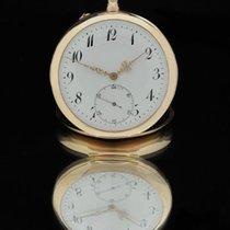 IWC Uhr gebraucht Gelbgold 48mm Arabisch Handaufzug Nur Uhr