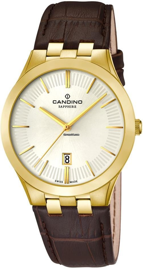 Herrenarmbanduhr Candino Elegance C45421 Klassisch Schlicht Nn80wvm