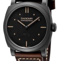 Panerai Radiomir 1940 3 Days Ceramic 48mm Black No numerals