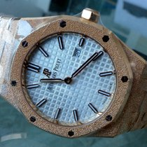 Audemars Piguet Royal Oak Lady Rose gold 33mm White