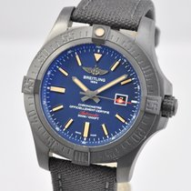 Breitling Avenger Blackbird Titanium 48mm Blue No numerals United States of America, Ohio, Mason