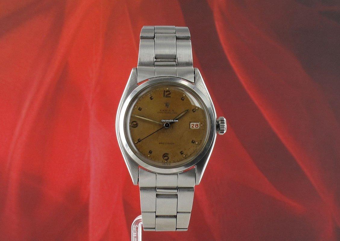 Rolex Oyster Precision 1951