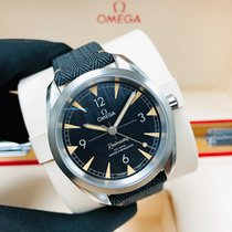 Omega Seamaster Railmaster Steel 40mm Black
