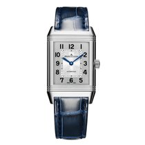 Jaeger-LeCoultre Reverso Classic Medium Duetto Steel 40.1mm Black Arabic numerals United States of America, Florida, Sunny Isles Beach