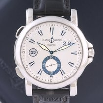 Ulysse Nardin Dual Time 243-55/91 2008 pre-owned