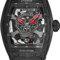 Cvstos new Automatic PVD/DLC coating Sapphire crystal