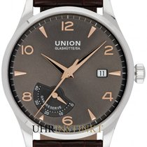 Union Glashütte Noramis Power Reserve Steel 40mm Grey