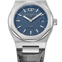 Girard Perregaux Laureato Steel 34mm Blue United States of America, Florida, Sarasota