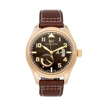 IWC IW3201-03 Rose gold Pilot 44mm pre-owned United States of America, Pennsylvania, Bala Cynwyd