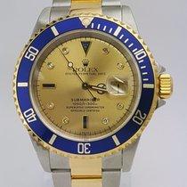 勞力士 Submariner Date 16613 1990 二手