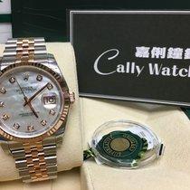 勞力士 (Rolex) Cally - 116231 NG 36mm Datejust Rosegold & Steel...