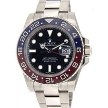 Rolex Gmt II 116719blro White Gold, 40mm
