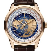 Jaeger-LeCoultre Geophysic Universal Time Rose gold 41.6mm Blue United Kingdom, London