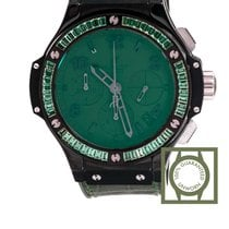 Hublot Big Bang Tutti Frutti Green Sapphire Bezel