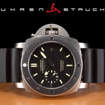 沛納海 Luminor Submersible 1950 3 Days PAM389 Amagnetic  LC100