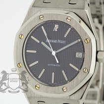 Audemars Piguet Royal Oak 14790ST from 1996 with Box &...