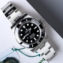 Rolex Submariner No Date New Ref. 114060
