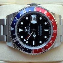 Rolex [FULL TRITIUM +24 M. Rolex Warranty] GMT-Master -PEPSI-...