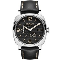 Panerai Radiomir 1940 3 Days Steel 45mm Black Arabic numerals United States of America, New York, New York