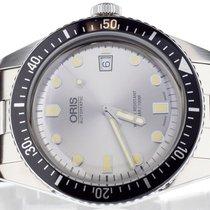 Oris Divers Sixty Five Steel 42mm Grey United States of America, Illinois, BUFFALO GROVE