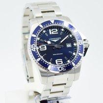 Longines HydroConquest L38404966 - 44mm Blue Dial Men's Quartz...