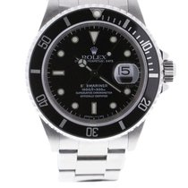 Rolex 16610 Staal 1998 Submariner Date 40mm tweedehands
