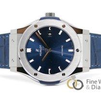 Hublot Classic Fusion Blue nuevo 42mm Titanio