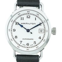 Hamilton Khaki Navy Pioneer new Automatic Watch with original box and original papers H78215553